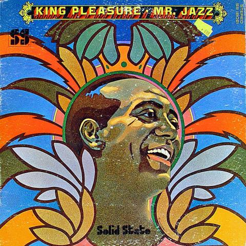 "King Pleasure Vinyl 12"""