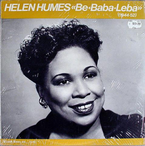 """Helen Humes Vinyl 12"""""""