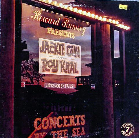 """Jackie and Roy Vinyl 12"""""""
