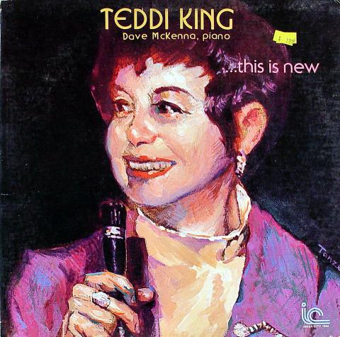 """Teddi King Vinyl 12"""""""