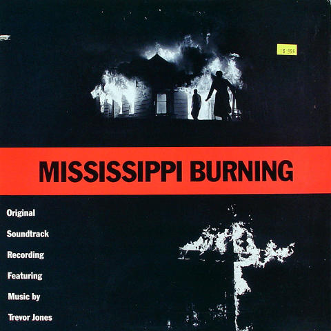 "Mississippi Burning Vinyl 12"""