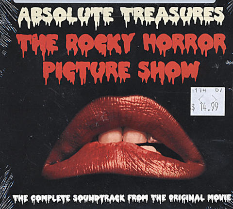 The Rocky Horror Picture Show CD