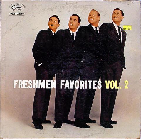 """The Four Freshmen Vinyl 12"""""""