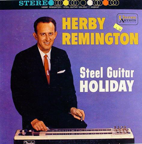 "Herby Remington Vinyl 12"""