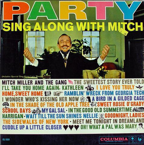"Mitch Miller & The Gang Vinyl 12"""