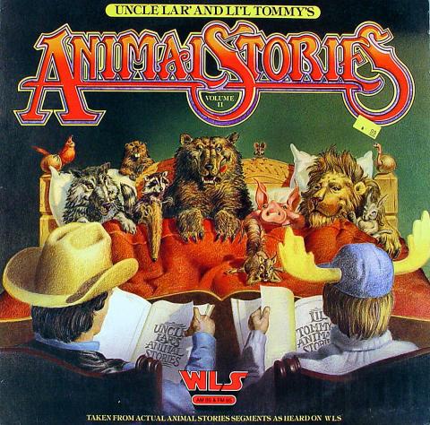 """Uncle Lar' And Li'l Tommy's Vinyl 12"""""""