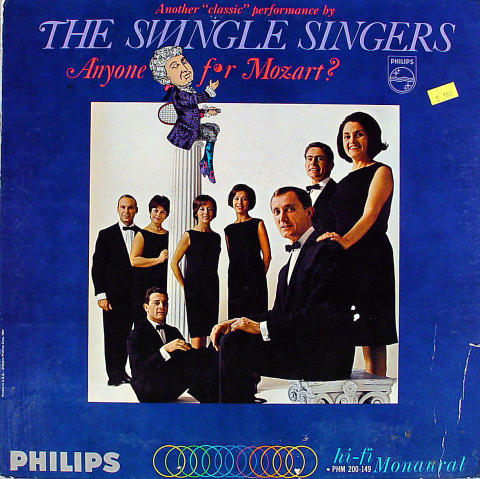 The Swingle Singers Vinyl 12""