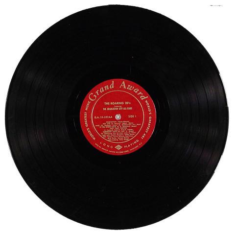 "Charleston City All Stars Vinyl 12"""