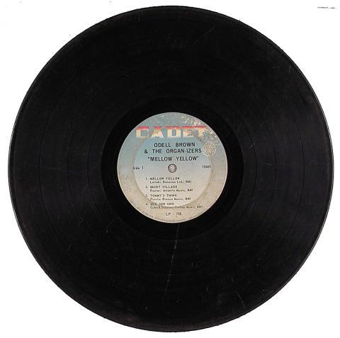 "Odell Brown Vinyl 12"""