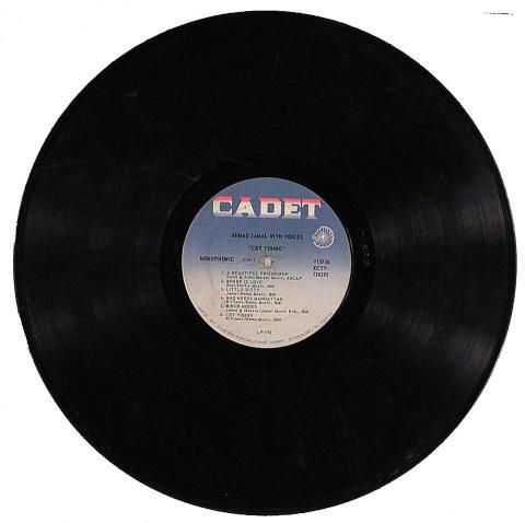 """Ahmad Jamal Vinyl 12"""""""