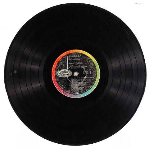 """Nancy Wilson Vinyl 12"""""""