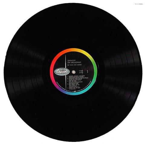 "Jonah Jones Quartet Vinyl 12"""