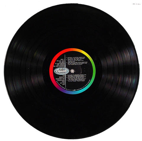 "Stan Kenton, June Christy, The Four Freshmen Vinyl 12"""