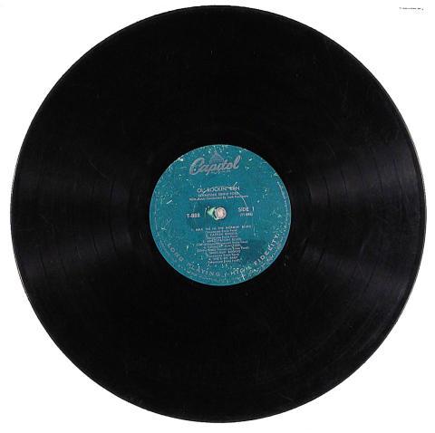 "Tennessee Ernie Ford Vinyl 12"""