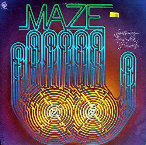 """Maze Vinyl 12"""""""