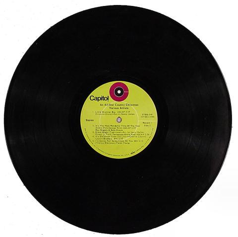 "An All-Star Country Christmas Vinyl 12"""
