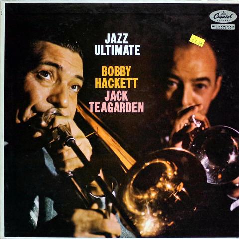 """Bobby Hackett / Jack Teagarden Vinyl 12"""""""