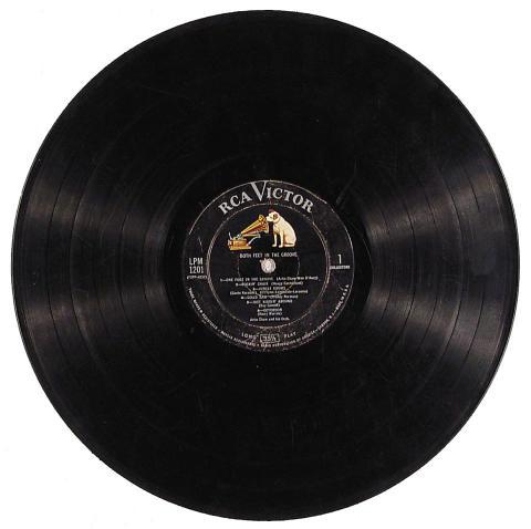 "Both Feet In The Groove Vinyl 12"""