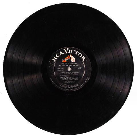 """Elvis Presley Vinyl 12"""""""