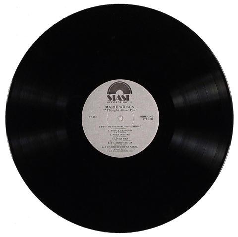 "Marie Wilson Vinyl 12"""