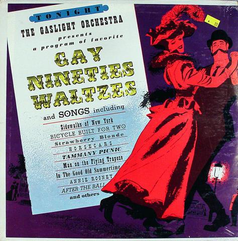 """Gaslight Orchestra Vinyl 12"""""""