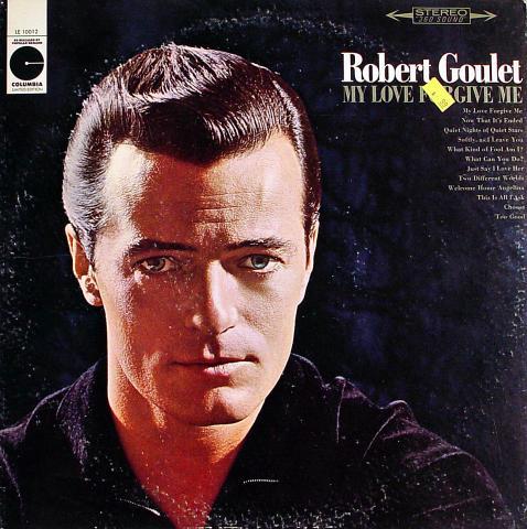 "Robert Goulet Vinyl 12"""