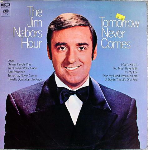 "Jim Nabors Vinyl 12"""