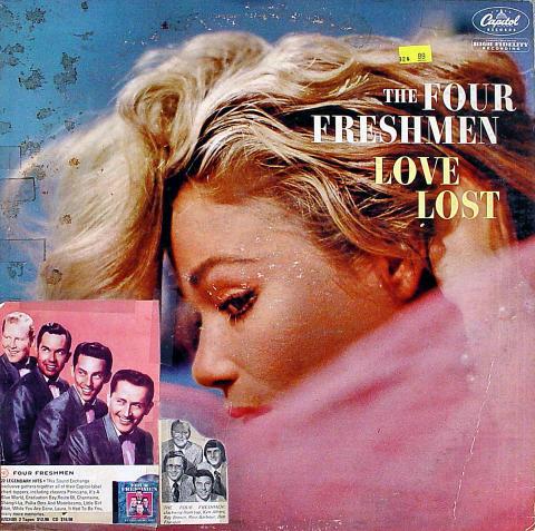 "Four Freshmen Vinyl 12"""