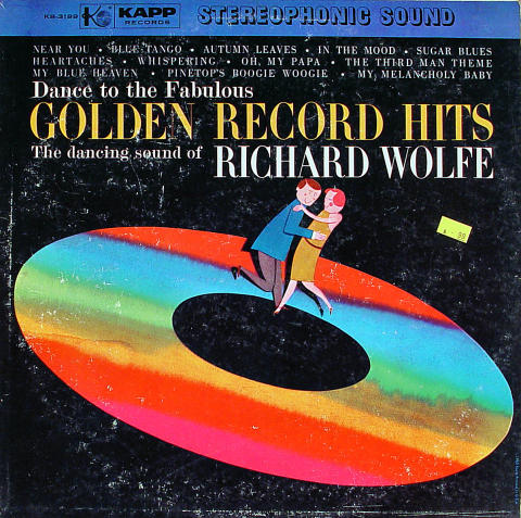 "Richard Wolfe Vinyl 12"""