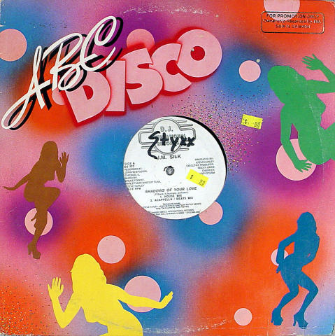 "J.M. Silk Vinyl 12"""