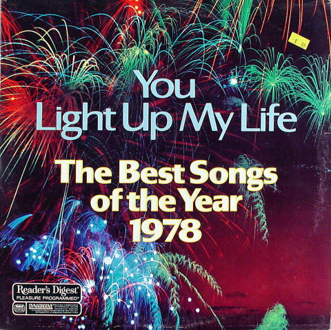 """The Best Songs of the Year 1978 Vinyl 12"""""""