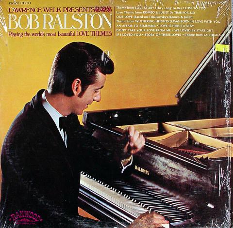 """Bob Ralston Vinyl 12"""""""