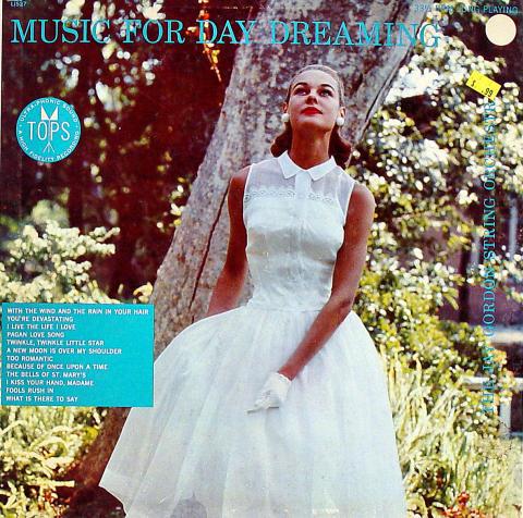 """Jay Gordon String Orchestra Vinyl 12"""""""