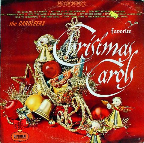 "The Caroleers Vinyl 12"""