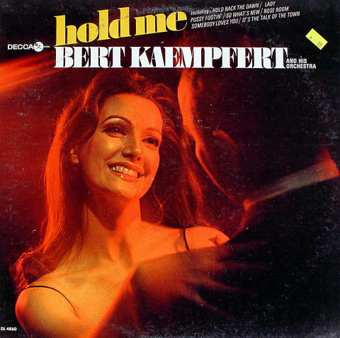 Bert Kaempfert And His Orchestra Vinyl 12""