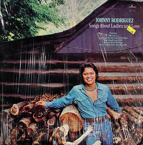 """Johnny Rodriguez Vinyl 12"""""""