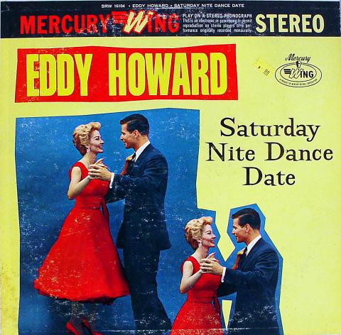 "Eddy Howard Vinyl 12"""