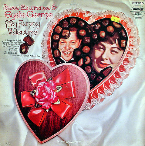 """Steve Lawrence Vinyl 12"""""""