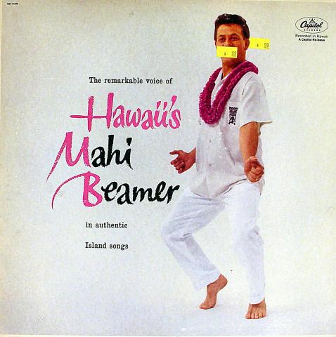 """Mahi Beamer Vinyl 12"""""""