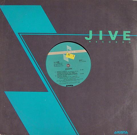 "Whodini Vinyl 12"" (Used)"