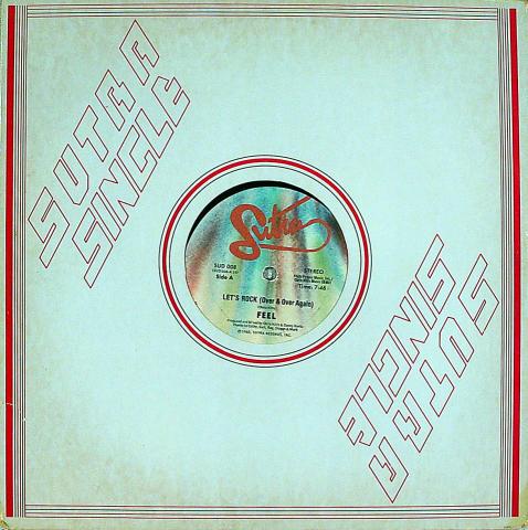 """Feel Vinyl 12"""""""