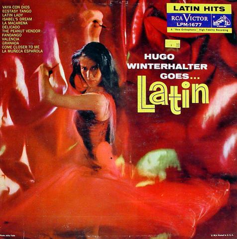 """Hugo Winterhalter Vinyl 12"""""""