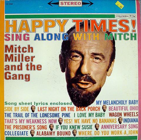 """Mitch Miller Vinyl 12"""""""