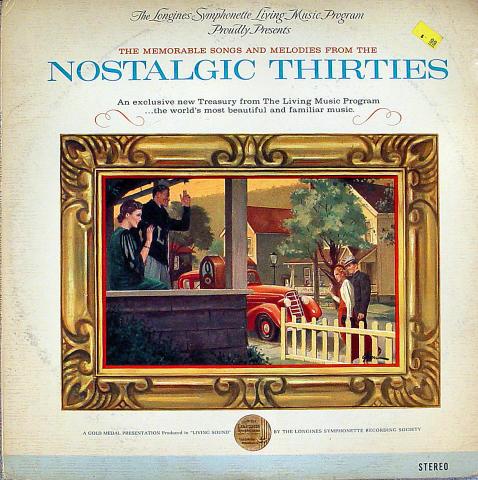 """The Longines Symphonette Vinyl 12"""""""