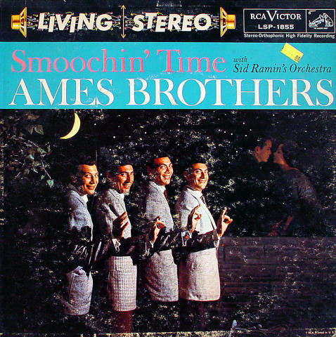 "Ames Brothers Vinyl 12"""