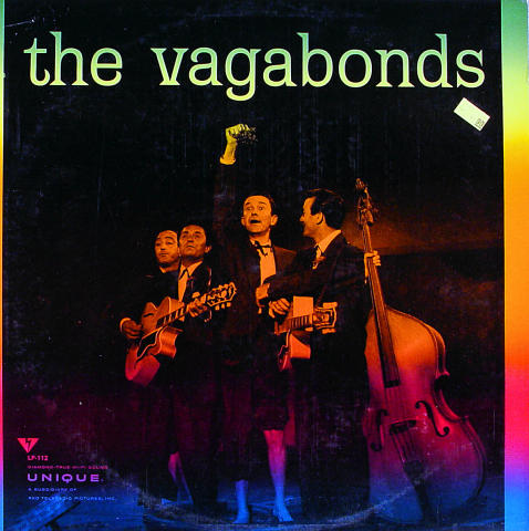The Vagabonds Vinyl 12""