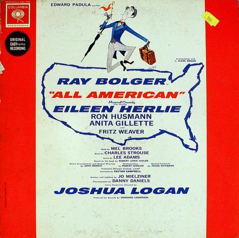 "All American Vinyl 12"""