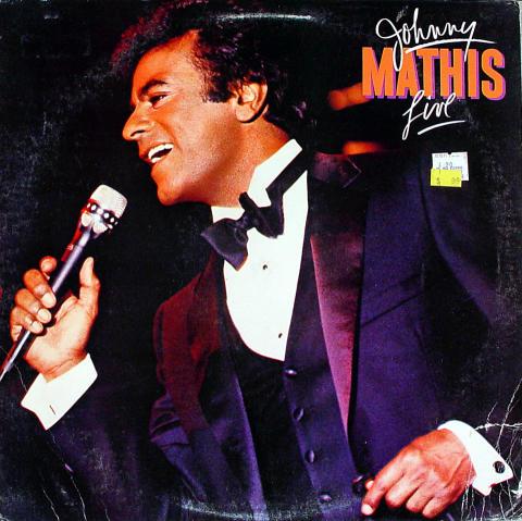 "Johnny Mathis Vinyl 12"""