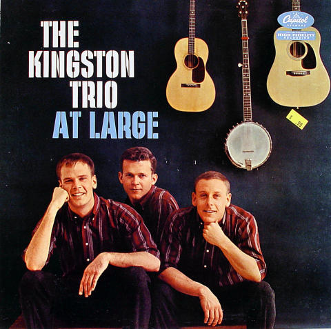 The Kingston Trio Vinyl 12""