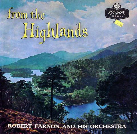 """The Robert Farnon Orchestra Vinyl 12"""""""